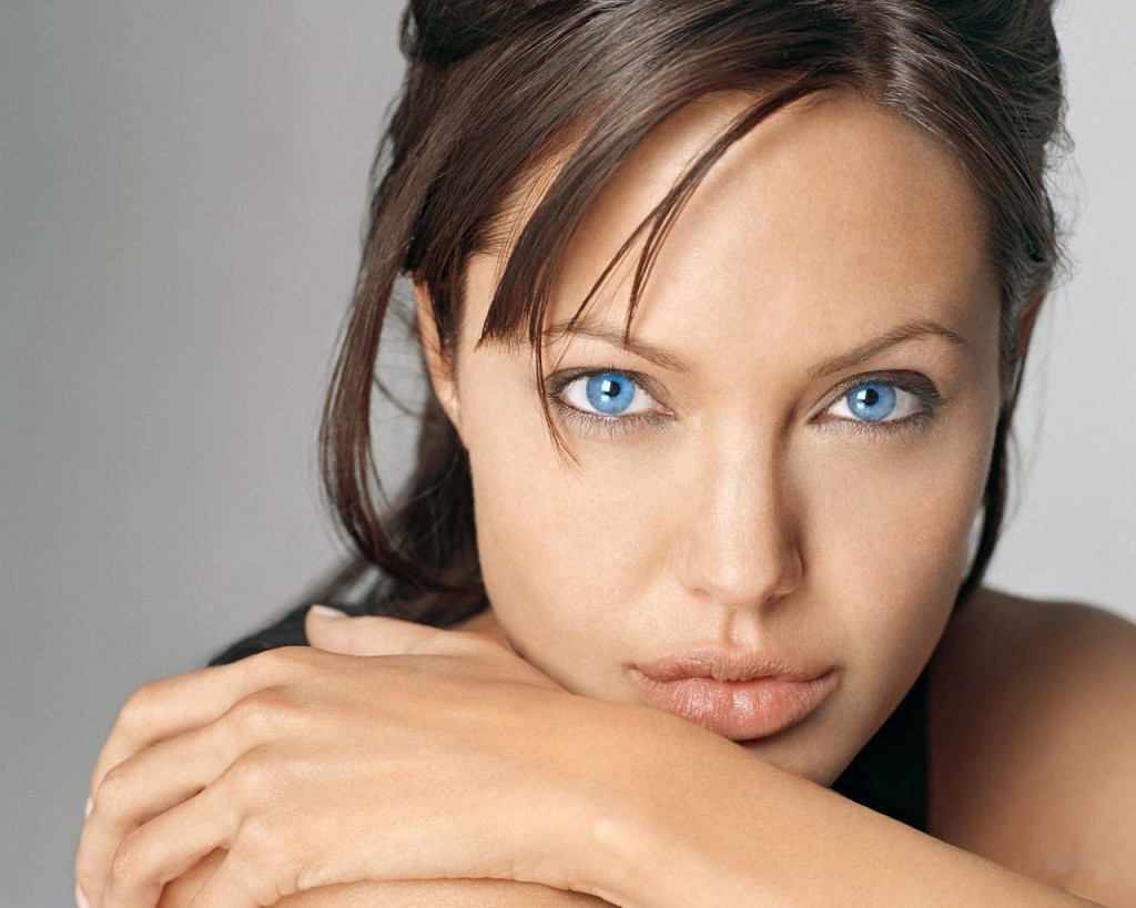 Angelina Jolie Eyes