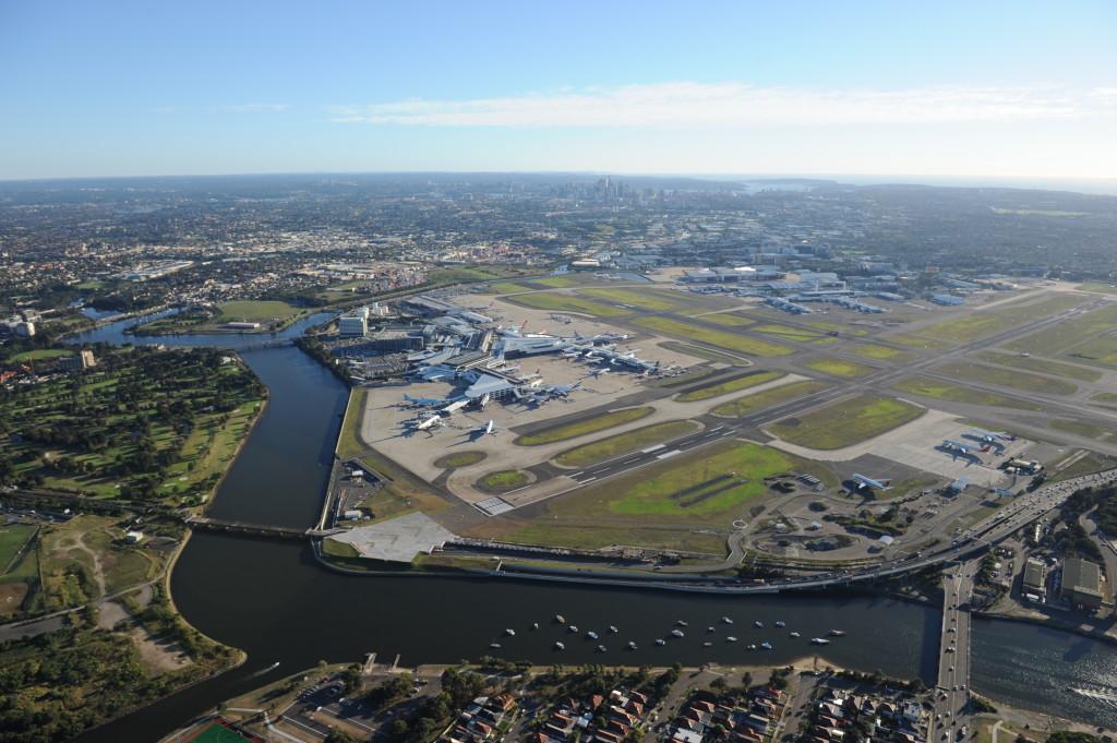 Australia-Largest-Airport
