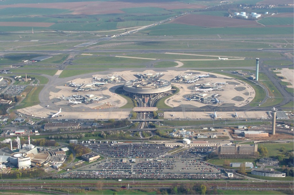 Charles-de-Gaulle-Airport-France