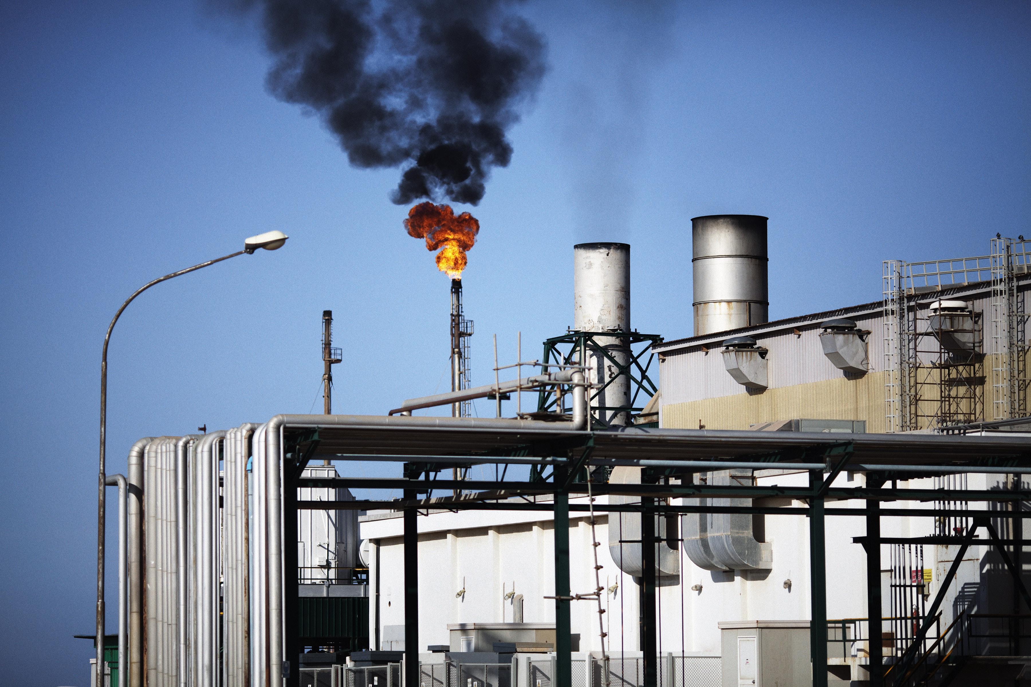 Kuwait Oil Industry