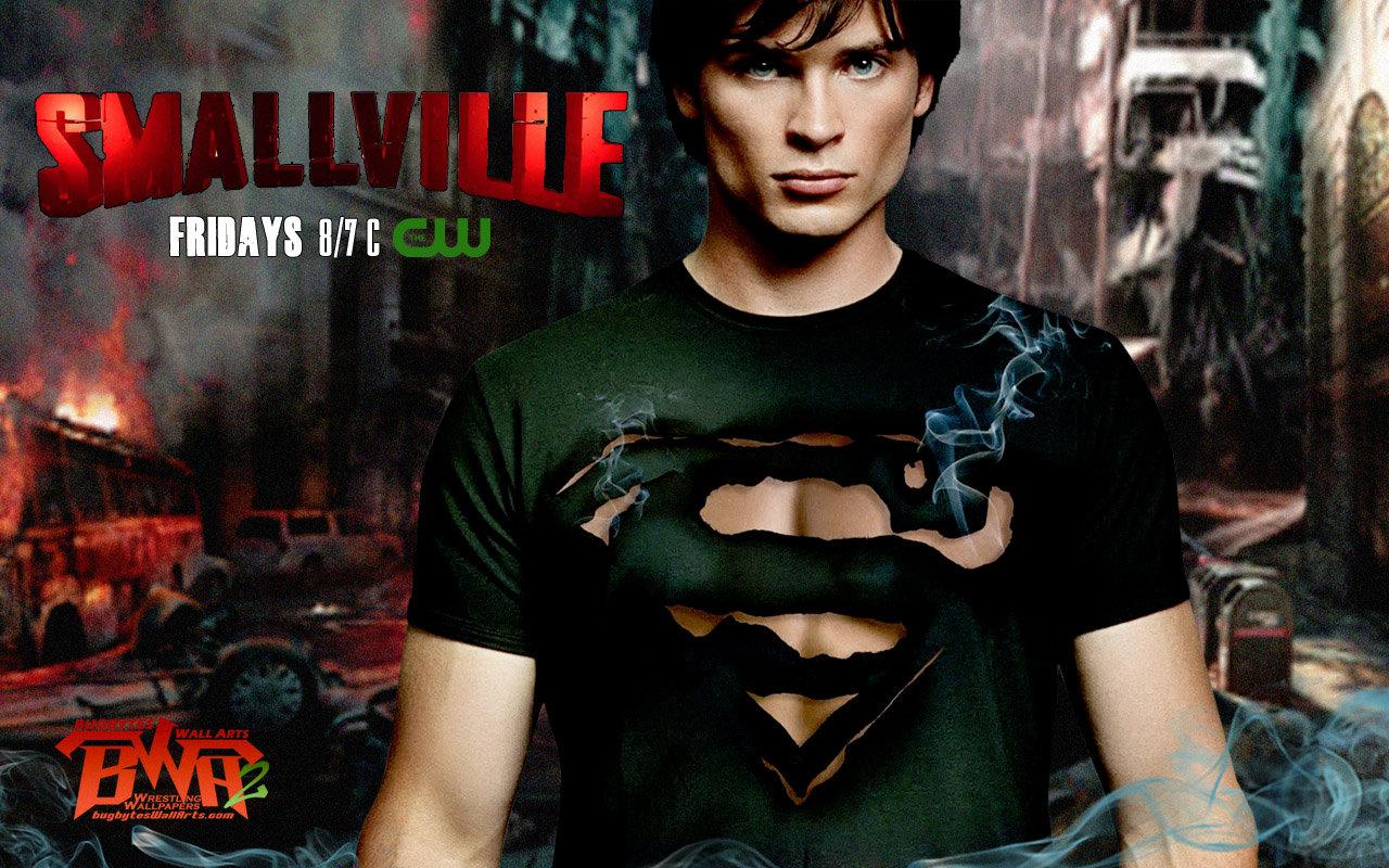 Smallville-RPG-Game