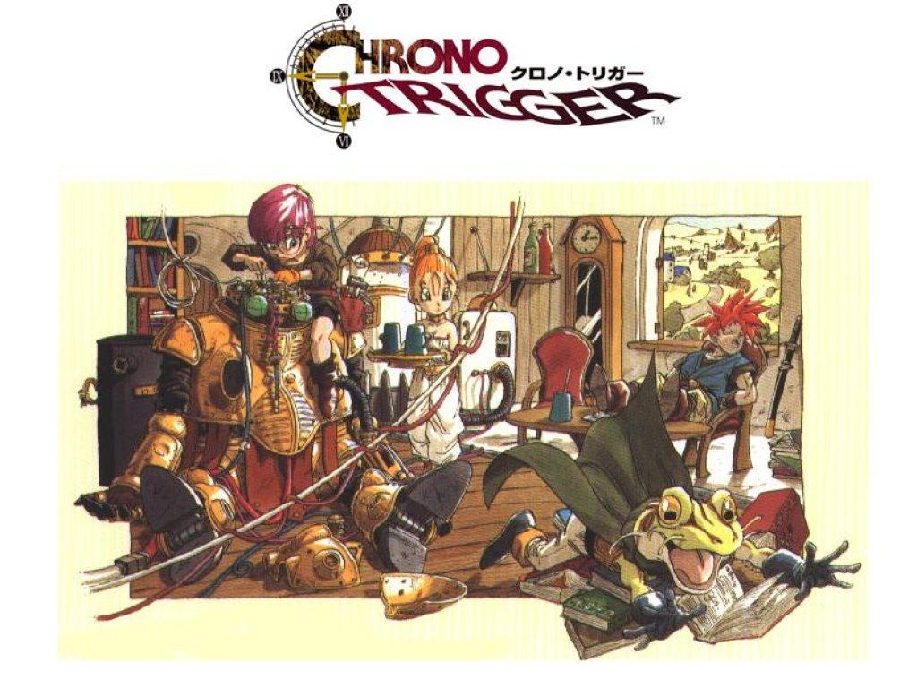 chrono-trigger-RPG-Game