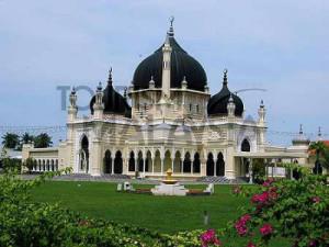 Zahir mosque Kedah Malaysia