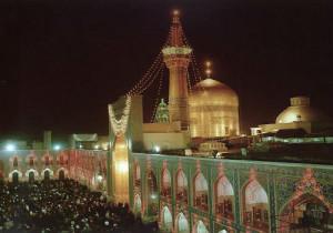 3-imam-reza-shrine