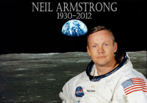 8- Neil Armstrong