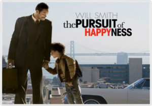 1-The Pursuit of Happyness