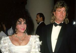 7-Elizabeth Taylor and Larry Fortensky