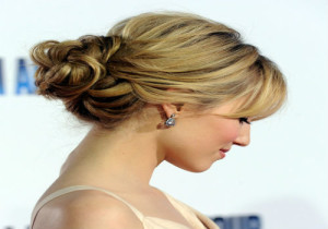 9-Loose Updo