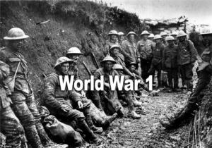 2-WORLD WAR I