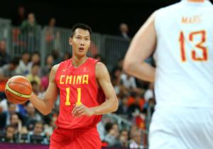 2-Yi Jianlian (China)