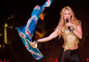 3-Shakira