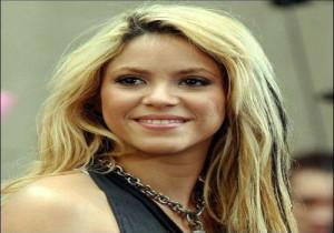5-Shakira
