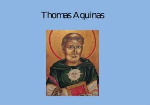 6-Thomas Aquinas