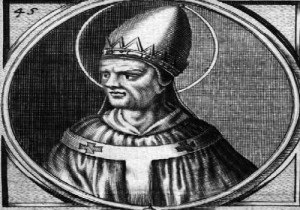 8-Pope Sylvester III