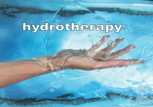4-Hydrotherapy
