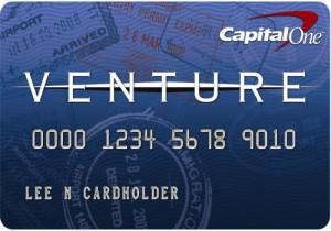 4-Capital One Venture (SM) Rewards Credit Card