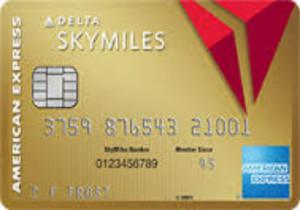 8-Delta SkyMiles Gold Card