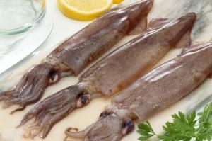Calamari and Couscous (serves 4)
